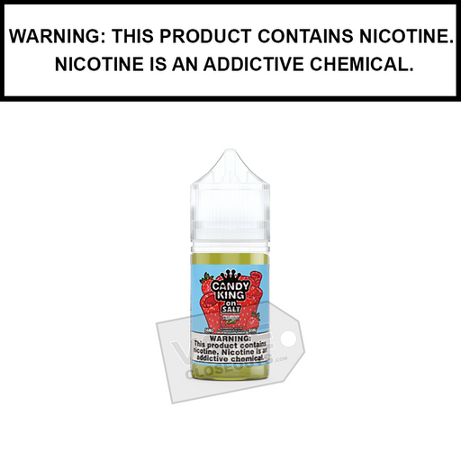 Drip More Candy King | Strawberry Rolls - Nic Salt eJuice (30ml)
