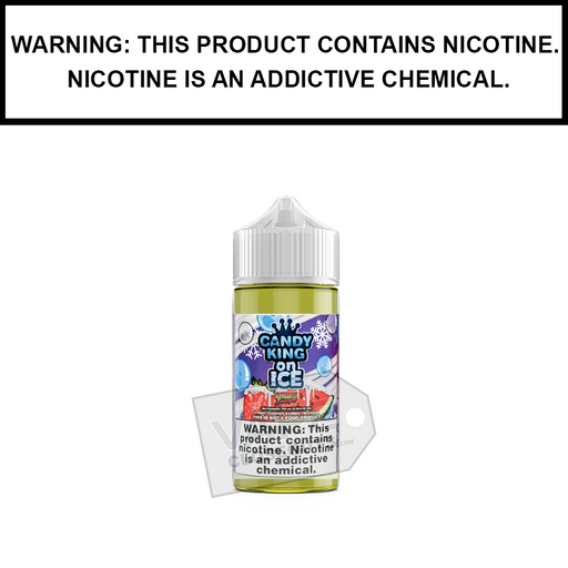 Drip More Candy King | Strawberry Watermelon Bubblegum on ICE - eJuice (100ml)