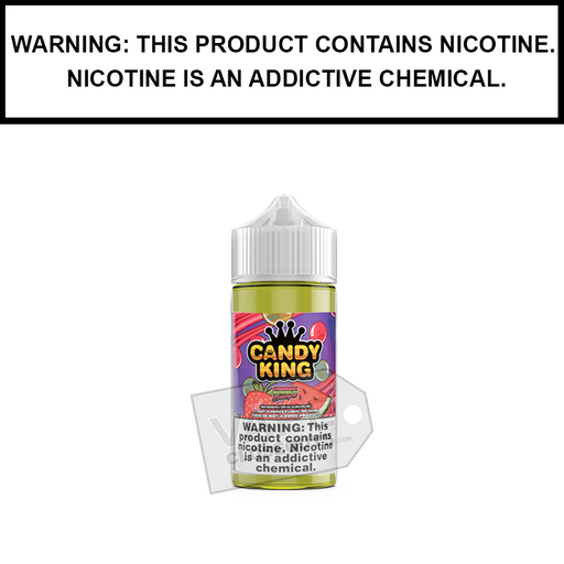 Drip More Candy King | Strawberry Watermelon Bubblegum - eJuice (100ml)