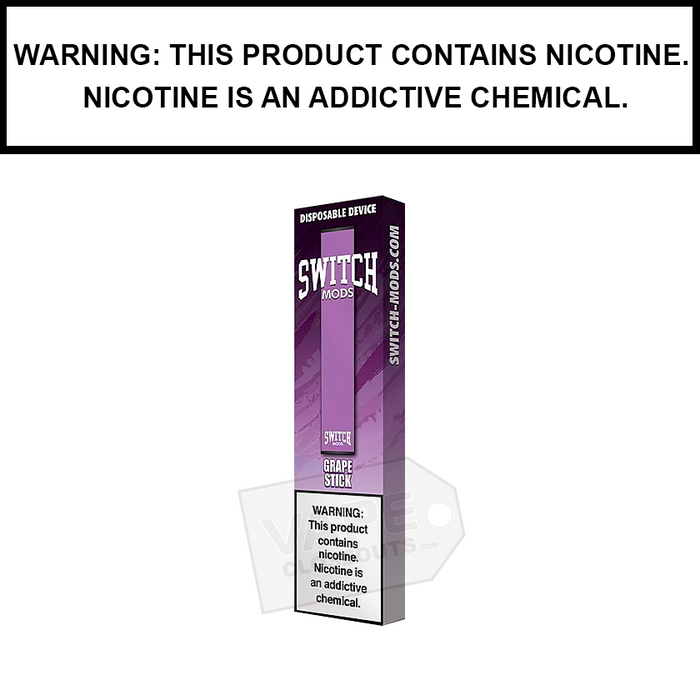 Drip More | Switch Mods Disposable Device (10-Pack Deal) grape