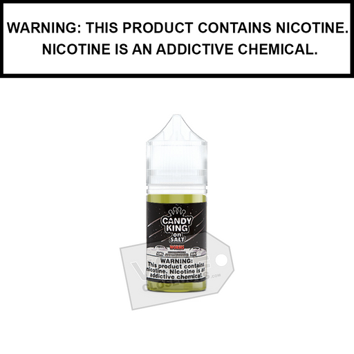 Drip More Candy King | Worms - Nic Salt eJuice (30ml)
