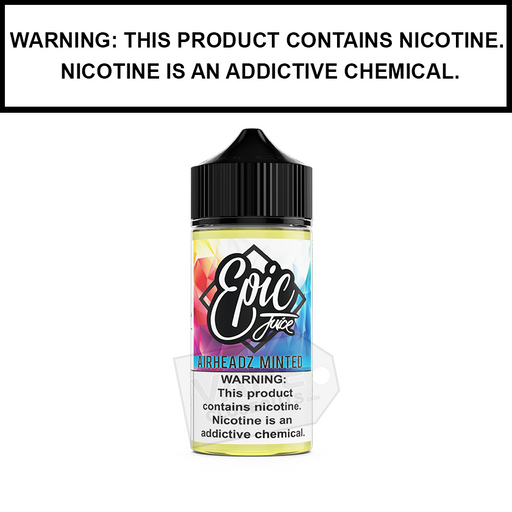Epic Juice | Airheadz Minted - Watermelon Fruit Taffy - eJuice (60ml&100ml)