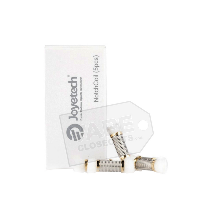 Joyetech NotchCore Replacement Coils (5 Pack)