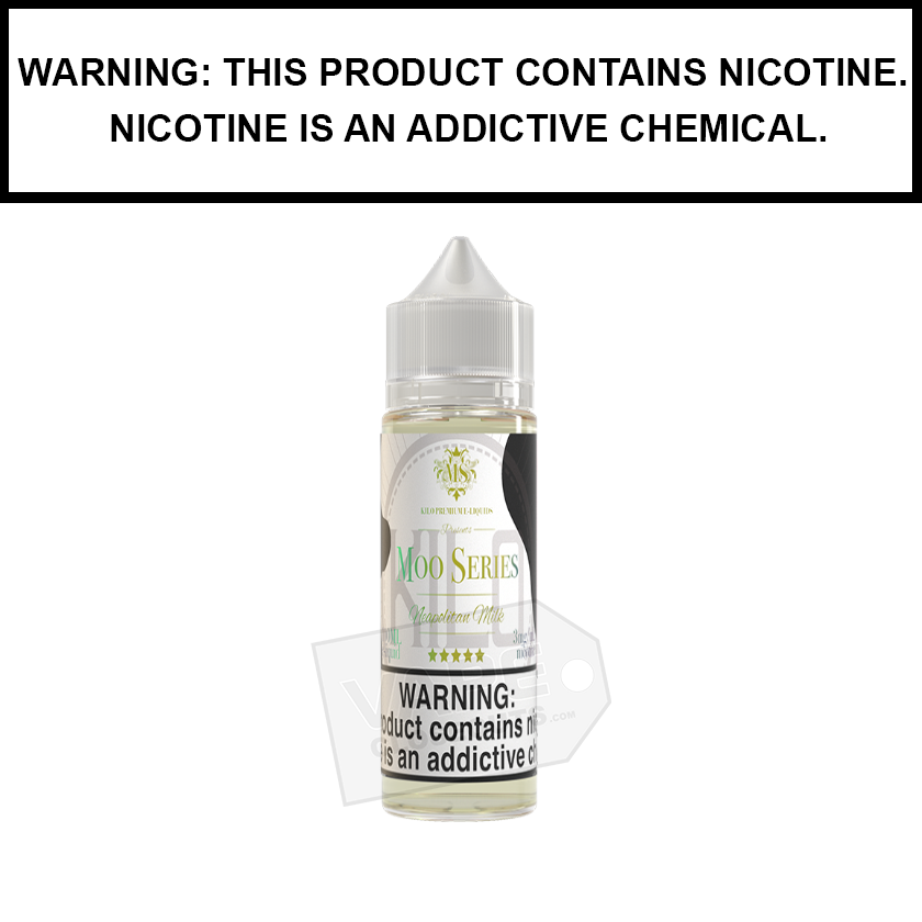 Kilo Moo Series | Neapolitan Milk - eJuice (60ml)