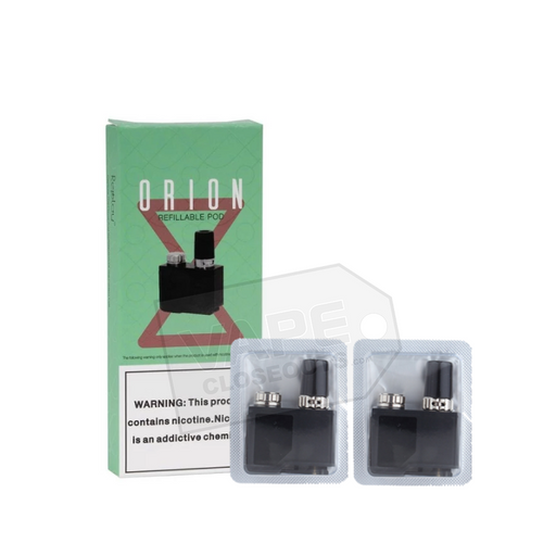 Lost Vape Orion DNA Replacement Pods (2 pack)