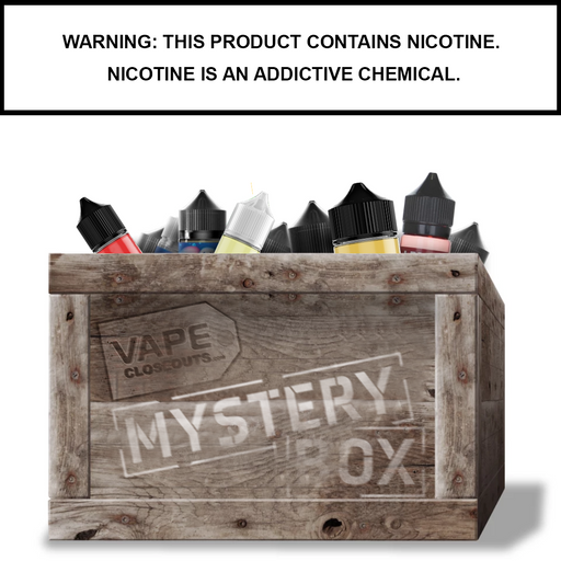 Mystery Bag Mania - 120mL's of FREEBASE eJuice (Randomly Selected)