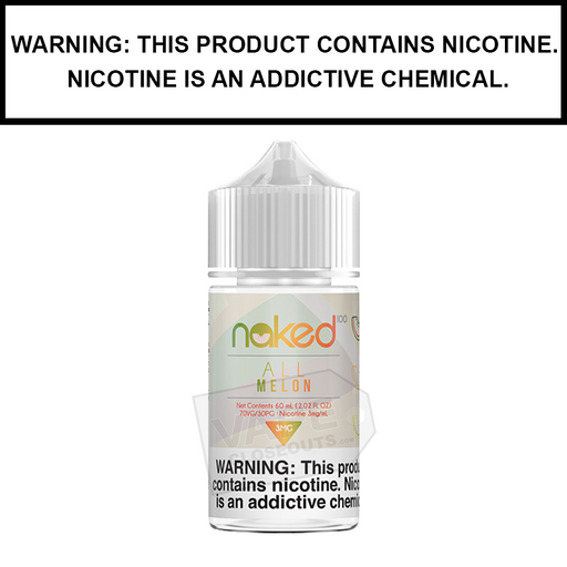 Naked 100 | All Melon - eJuice (60ml)