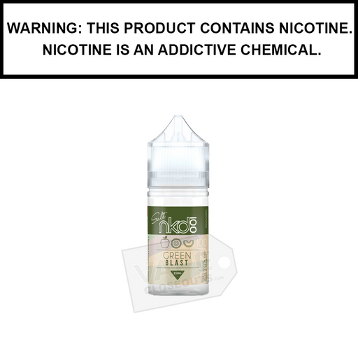 Naked 100 | Green Blast - Salt Nic eJuice (30ml)