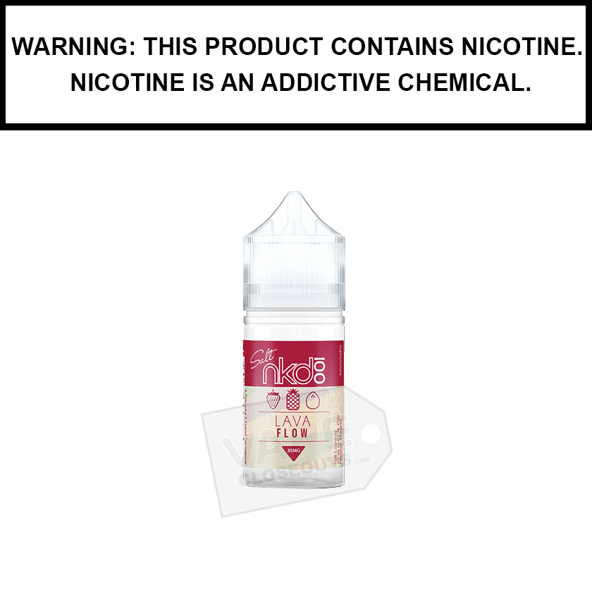 Naked 100 | Lava Flow - Salt Nic eJuice (30ml)