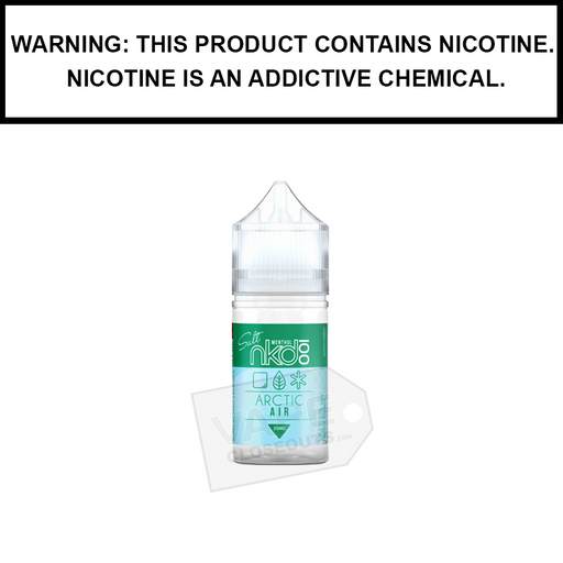 Naked 100 | Arctic Air - Nic Salt eJuice (30ml)