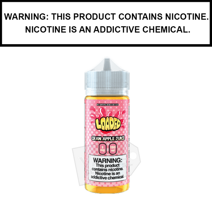 Ruthless Loaded | Cran Apple Juice - eJuice (120ml)