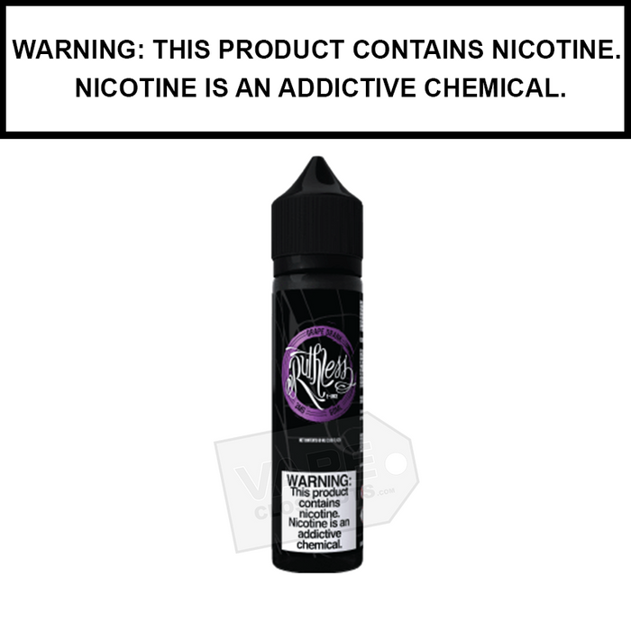 Ruthless Vapor | Grape Drank - eJuice (60ml & 120ml)