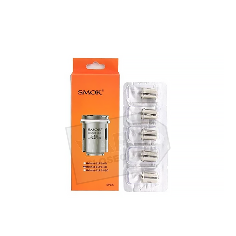 SMOK Helmet-CLP Clapton Replacement Coils (5 Pack)