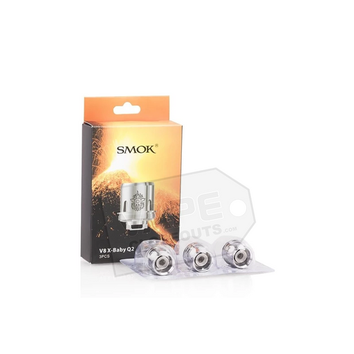 SMOK TFV8 X-Baby Replacement Coils (3 Pack)