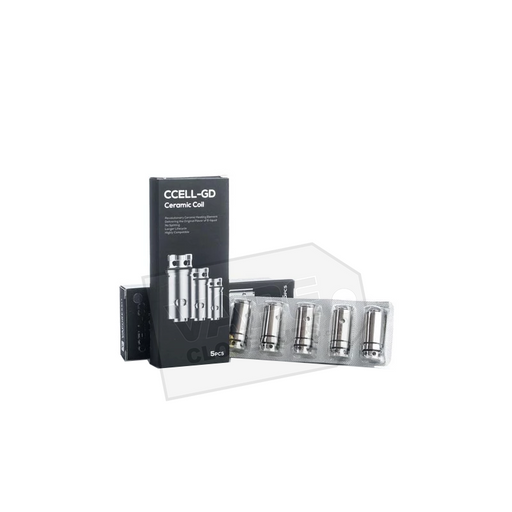 Vaporesso CCELL-GD Target Mini Replacement Coils (5 Pack)