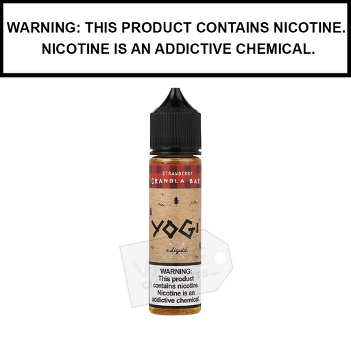 Yogi | Strawberry Granola Bar - eJuice (60ml)