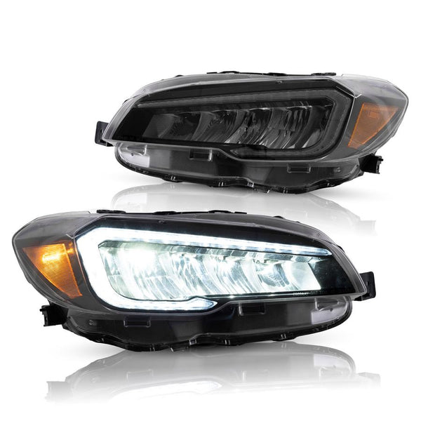 V-LAND FULL LED SEQUENTIAL HEADLIGHTS - 2015+ WRX/STI