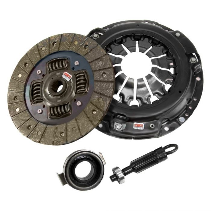 COMPETITION CLUTCH STAGE 2 STEEL BACK BRASS CLUTCH KIT - 02-05 WRX, 04-05 FXT
