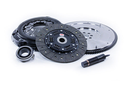 COMPETITION CLUTCH OE REPLACEMENT CLUTCH KIT WITH FLY WHEEL - 06-14 WRX, 05-09 LGT, 06-08 FXT