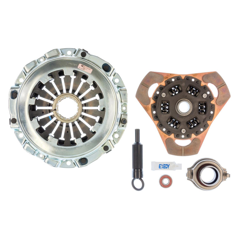 EXEDY STAGE 2 CERAMETALLIC THIN DISC CLUTCH KIT - 02-05 WRX