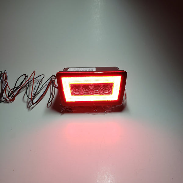 SSC STYLE #3 F1 LED REAR FOG/BRAKE LIGHT WITH REVERSE LIGHT