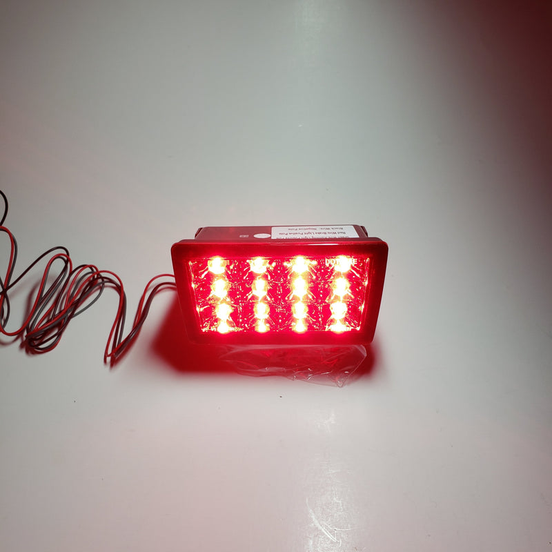 SSC STYLE #1 F1 LED REAR FOG LIGHT/BRAKE LIGHT