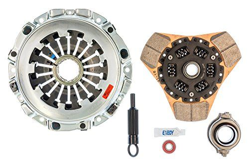 EXEDY STAGE 2 HEAVY DUTY CERAMETALLIC DISC CLUTCH KIT - 02-05 WRX, 04-05 FXT