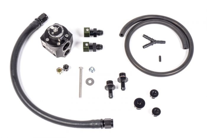 RADIUM ENGINEERING SUBARU FUEL PRESSURE REGULATOR UPGRADE KIT - 08-20 STI