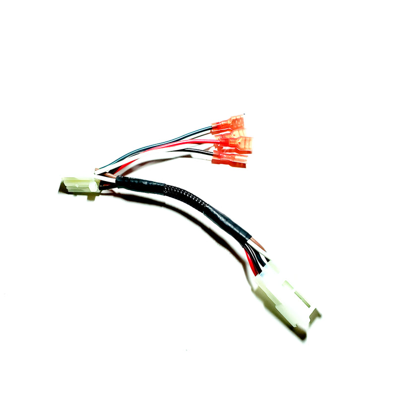 F1 BRAKE LIGHT PLUG AND PLAY HARNESS WITH REVERSE LIGHT (4 WIRE)
