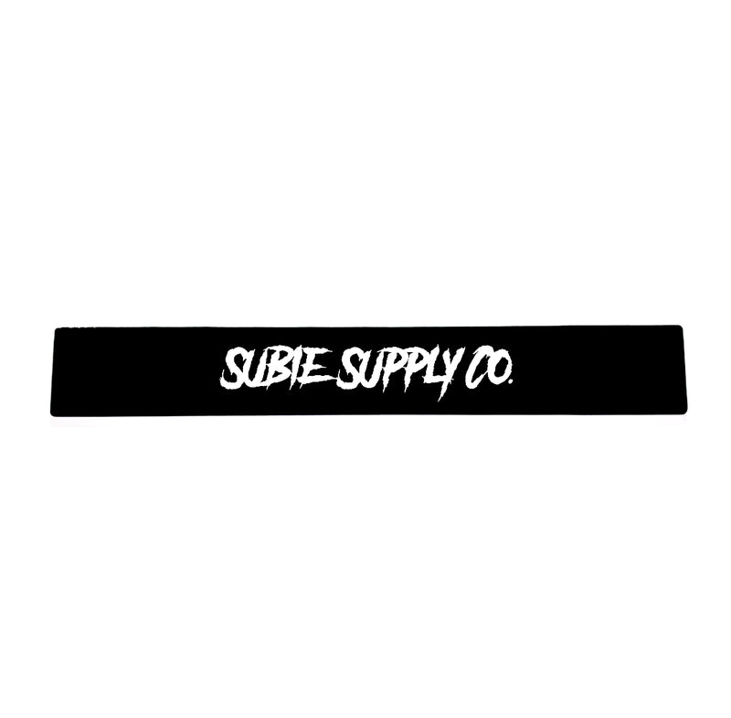 SUBIE SUPPLY CO CLASSIC PLATE DELETE