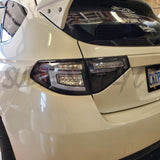 SPYDER SEQUENTIAL LED TAIL LIGHTS - 08-14 IMPREZA WRX/STI HATCHBACK