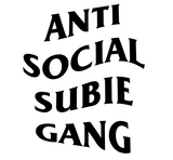 """ANTI SOCIAL"" DECAL"