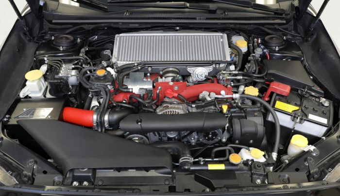 AEM COLD AIR INTAKE - 18-20 STI