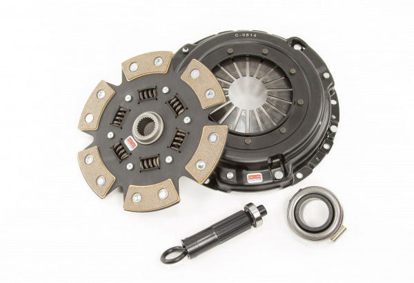 COMPETITION CLUTCH STAGE 4 6-PUCK CLUTCH KIT - 02-05 WRX, 04-05 FXT
