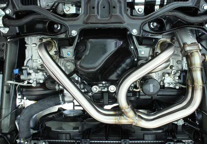 PERRIN EQUAL LENGTH HEADER  - 02-14 WRX, 04-20 STI, 05-09 LGT