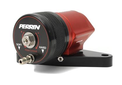 PERRIN RECIRCULATING BLOW OFF VALVE - RED - 02-07 WRX, 04-20 STI