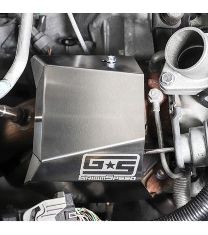 GRIMMSPEED V2 TURBO HEATSHIELD - SUBARU EJ TURBO MODELS