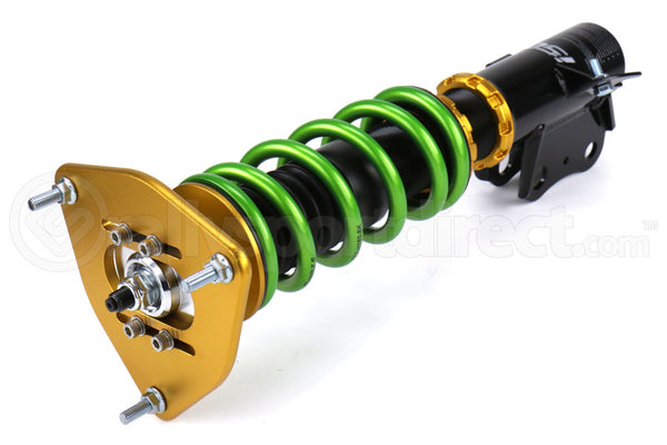 ISC N1 STREET SERIES COILOVERS WITH TRIPLE S SPRINGS - SPORT - 08-14 STI