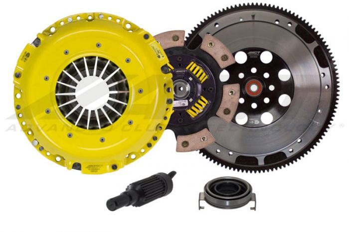 ACT EXTREME DUTY RACE 6-PUCK CLUTCH KIT WITH FLYWHEEL - 2006-2020 WRX