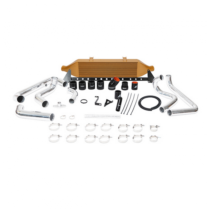 MISHIMOTO FRONT MOUNT INTERCOOLER KIT - 08-14 WRX