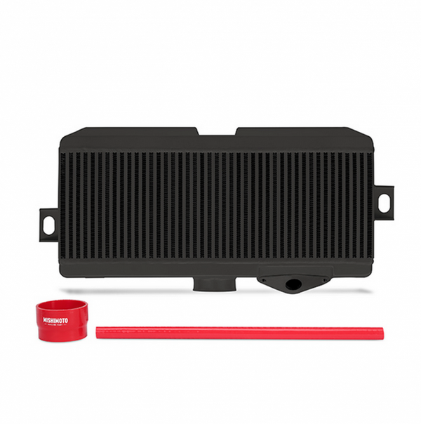 MISHIMOTO BLACK TOP MOUNT INTERCOOLER KIT - 08-20 STI