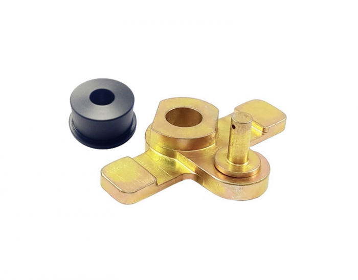 TORQUE SOLUTIONS SHORT SHIFTER ADAPTER AND BUSHING KIT - 15-20 WRX