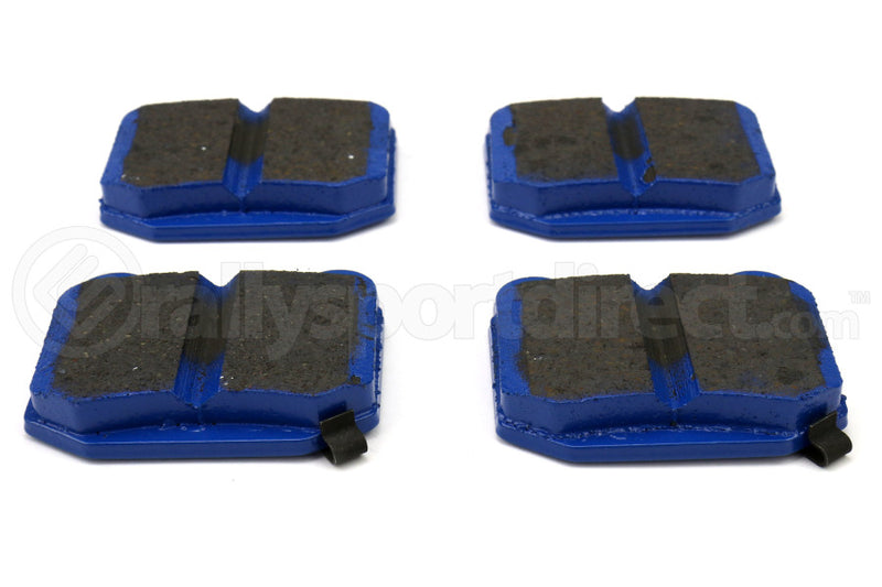 EBC BLUESTUFF NDX RACE BRAKE PADS - REAR - 04-17 STI