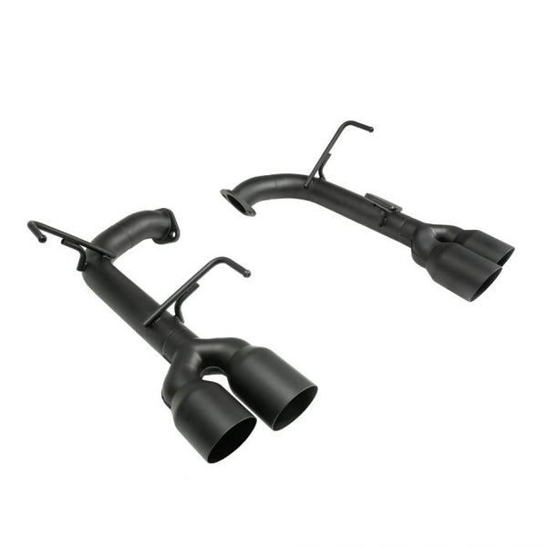 REMARK STAINLESS STEEL AXLE BACK EXHAUST - STEALTH EDITION - 2015+ WRX, 2015+ STI