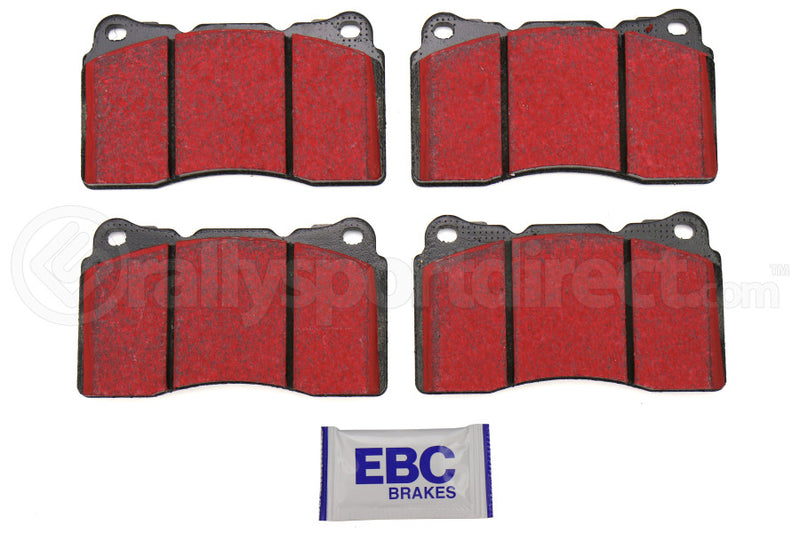 EBC ULTIMAX OEM REPLACEMENT BRAKE PADS - FRONT - 04-17 STI
