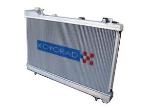 KOYO ALUMINUM RACING RADIATOR - MANUAL TRANSMISSION - 08-14 WRX, 08-20 STI