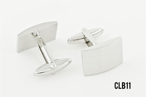 Cufflinks - CLB11 Rectangle