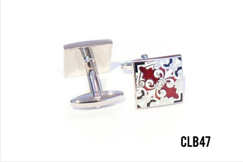 Cufflinks -  CLB47 Victorian Wallpaper