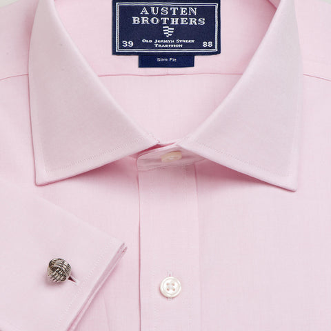 Made 2 Order - Pink Royal Oxford Pinpoint
