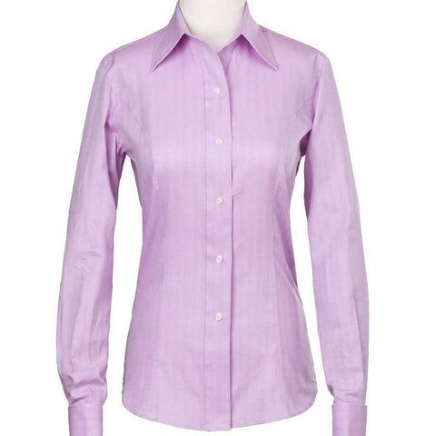 STYLE IMAGE FOR WOMEN'S SLIM FIT SHIRT